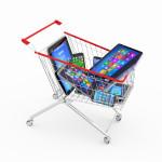 MobileDevicesinShoppingCart