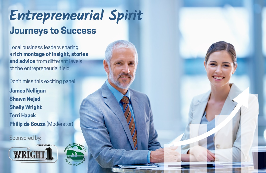 Entrepreneurial Spirit - Journeys to Success